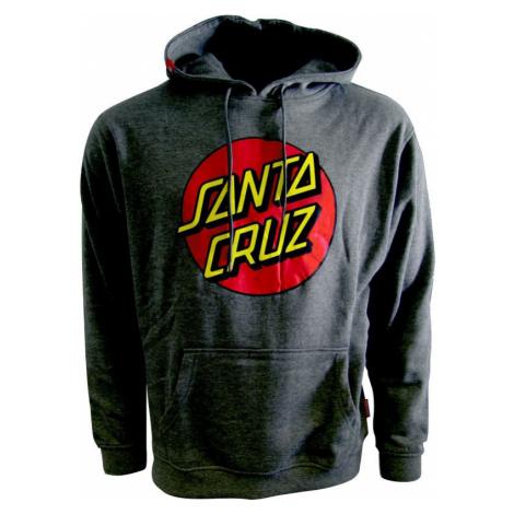 Santa Cruz classic dot - šedá
