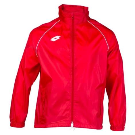 Lotto JACKET DELTA WN červená - Pánská sportovní bunda