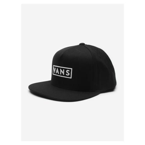 Kšiltovka Vans Mn Easy Box Snapback Black Černá