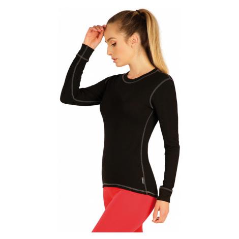 LITEX Funkční termo tričko dámské 7A239901 černá