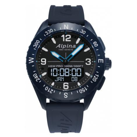Alpina AlpinerX Horological Smartwatch AL-283LBN5NAQ6