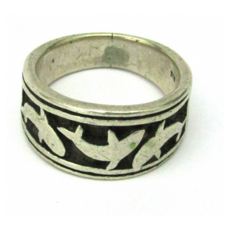AutorskeSperky.com - Stříbrný prsten -  S3477