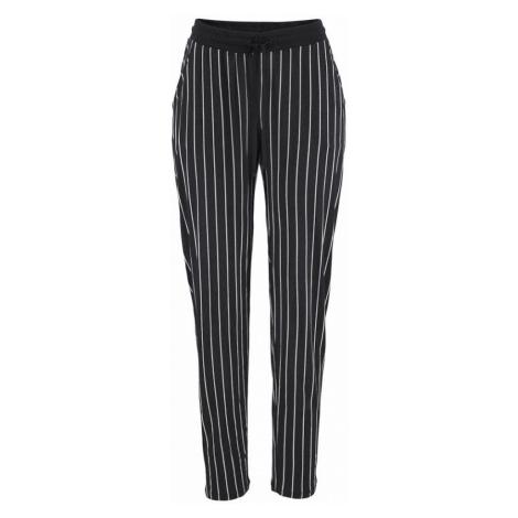 BUFFALO Kalhoty světle šedá / černá