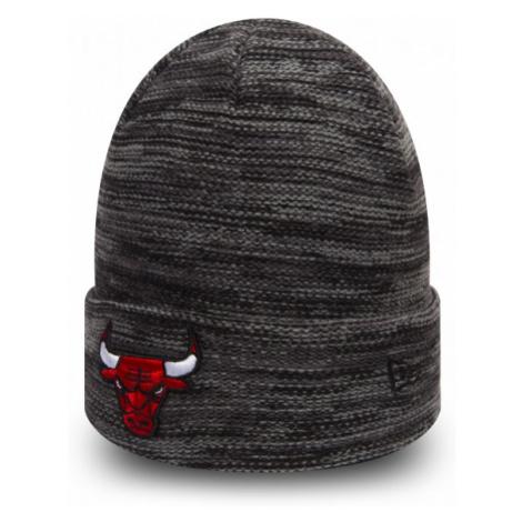 New Era NBA CHICAGO BULLS tmavě šedá  - Klubová zimní čepice