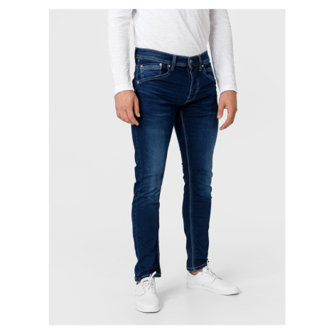 Track Jeans Pepe Jeans Modrá