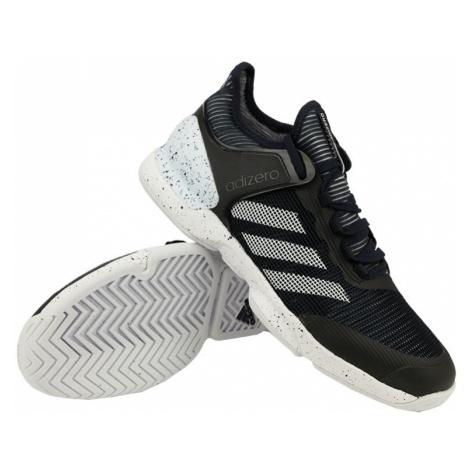 Pánská tenisová obuv adidas Adizero Ubersonic 2 Black