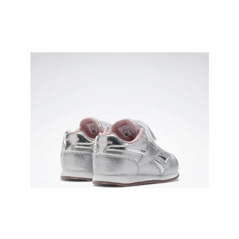 Reebok Classic Reebok Royal Classic Jogger 3 Shoes Stříbrná