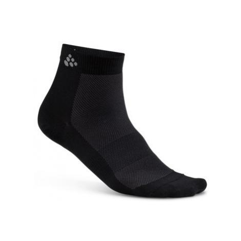 Ponožky CRAFT Mid 3-pack černá