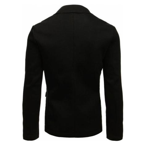 Men's casual jacket black MX0443 DStreet