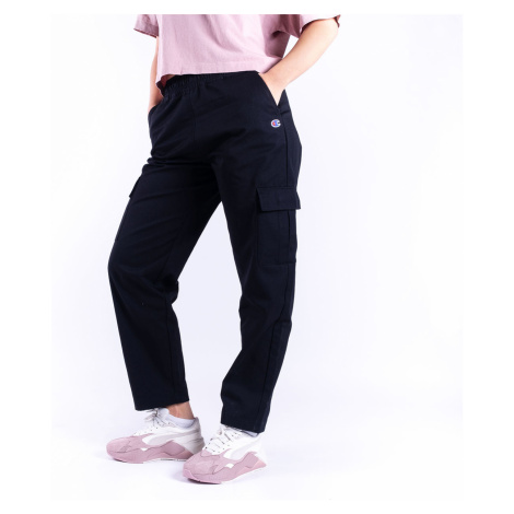 Černé kalhoty Cargo Pants Champion