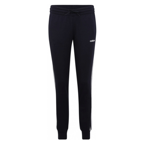 ADIDAS PERFORMANCE Sportovní kalhoty tmavě modrá / bílá