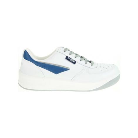 Rejnok Dovoz Pánská obuv Prestige 86808-10 bílá Bílá