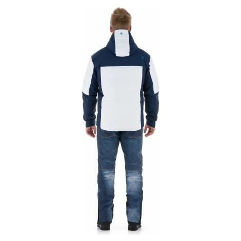 Pánská zimní lyžařská bunda KILPI TEDDY-M bílá