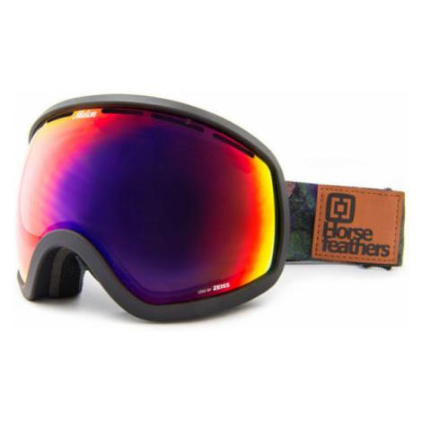 Horsefeathers CHIEF GOGGLES černá - Pánské lyžařské brýle