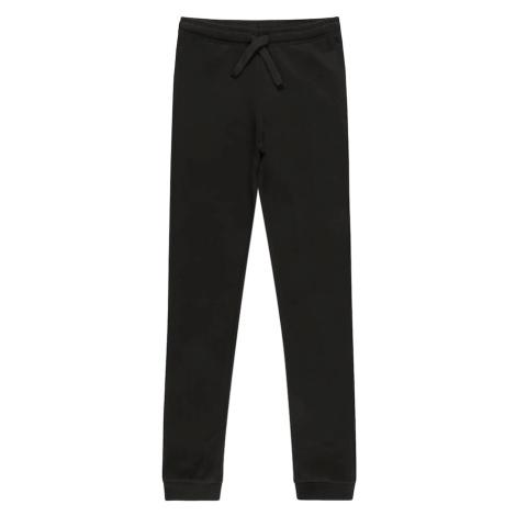 Jack & Jones Junior Kalhoty černá