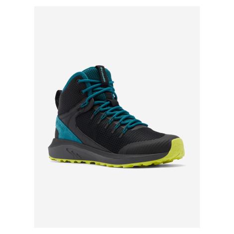 Trailstorm™ Mid Waterproof Outdoor obuv Columbia Černá