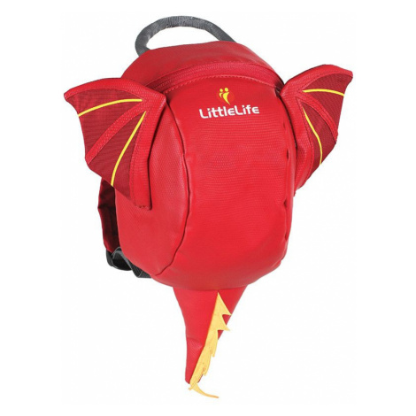 Littlelife Animal Toddler Backpack - dragon red