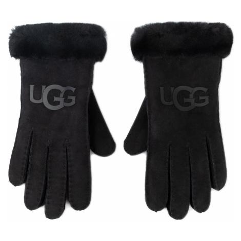 Ugg W Sheepskin Logo Glove 18691