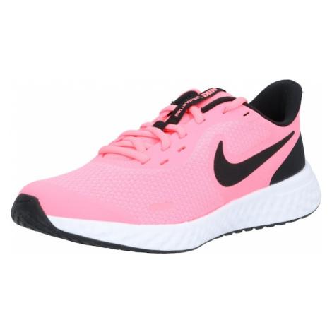Nike Sportswear Sportovní boty 'Revolution 5' černá / pink
