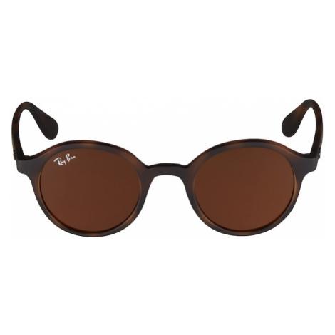 Ray-Ban Sluneční brýle '0RJ9161S' hnědá