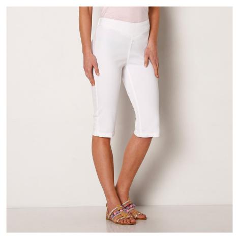Blancheporte Korzárské kalhoty bílá