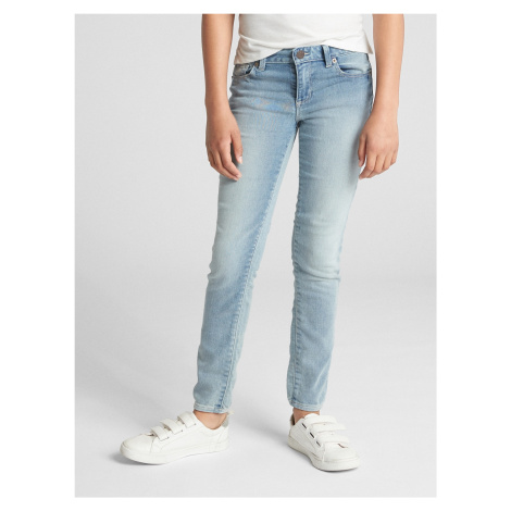 GAP světle modré dívčí džíny