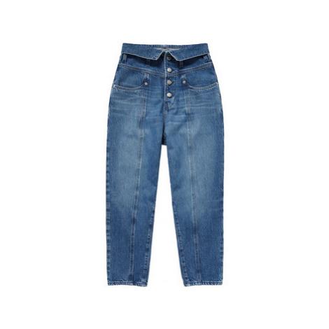 Pepe jeans PL203741R Modrá