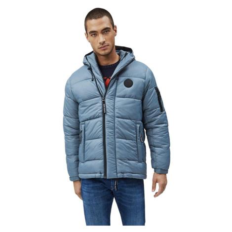 Pepe Jeans pánská modrá bunda