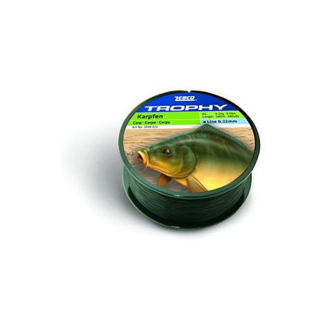 Zebco Trophy Carp 0,28mm 5,9kg 500m Brown