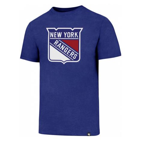 Pánské tričko 47 Brand Club NHL New York Rangers