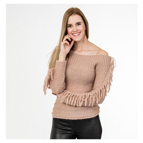 Starorůžový svetr - MET JEANS