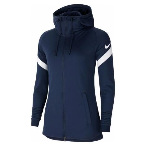 Dámská bunda Nike Strike 21 Modrá / Bílá
