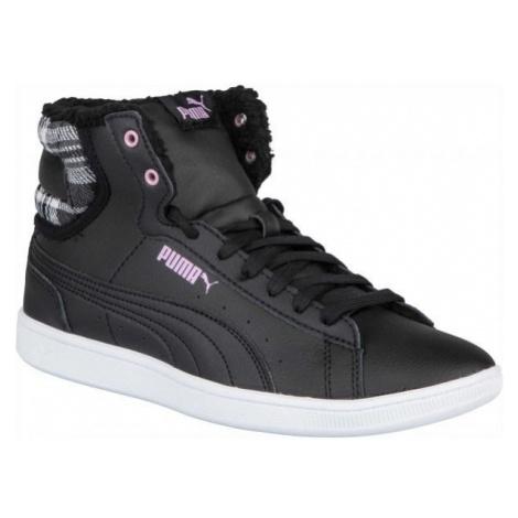 Puma VIKKY MID FUR SL černá - Dámské zimní boty
