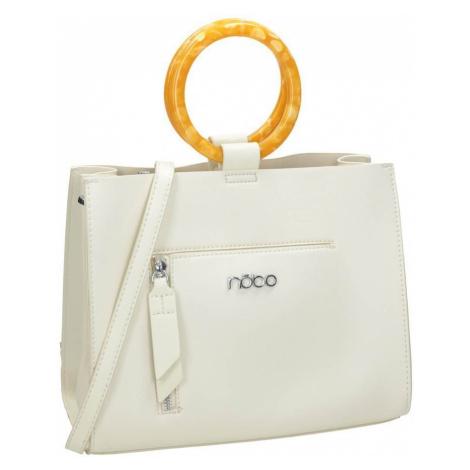 Klasická dámská kabelka NOBO® z ekologické kůže