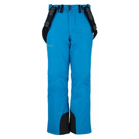 KILPI Chlapecké lyžařské kalhoty MIMAS-JB JJ0011KIBLU Modrá