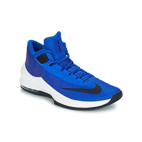 Nike AIR MAX INFURIATE 2 MID Modrá