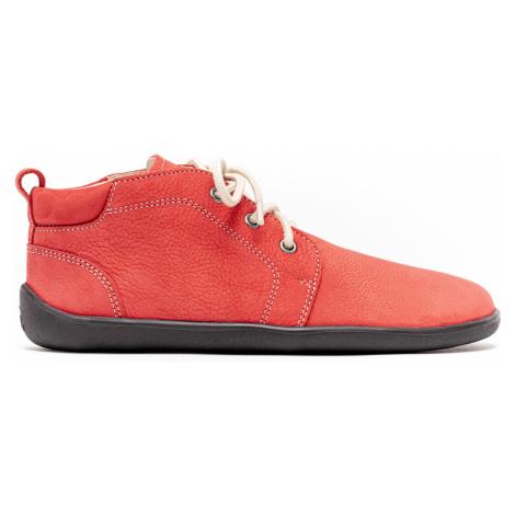 Barefoot Be Lenka Icon celoroční - Deep Red 43