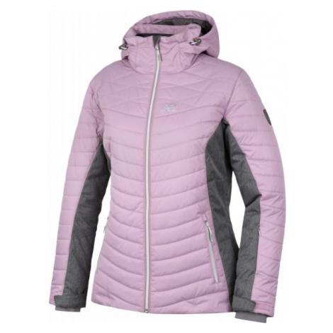Hannah BALAY světle růžová - Dámská lyžařská bunda