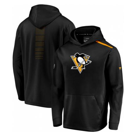 Pánská mikina s kapucí Fanatics Rinkside Synthetic Pullover Hoodie NHL Pittsburgh Penguins