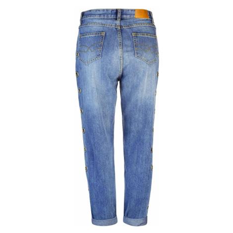 Golddigga Eyelet Jeans Ladies