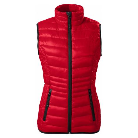 Malfini premium Everest Dámská vesta 55471 formula red