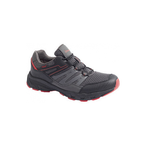 Šedo-černá outdoorová obuv Landrover