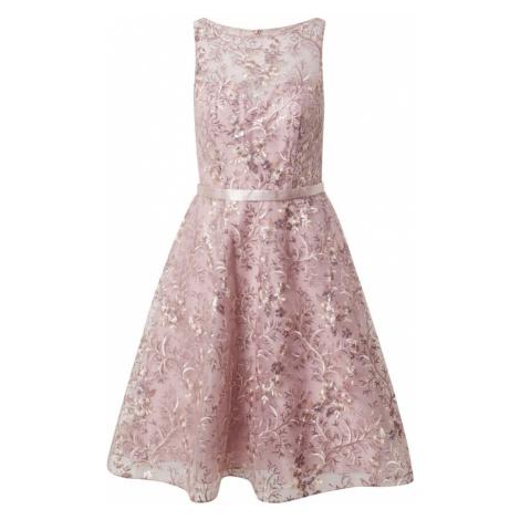 MAGIC NIGHTS Koktejlové šaty fialová