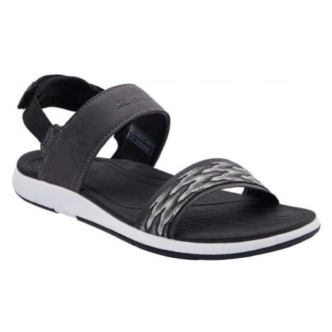 Crossroad MAESTRA černá - Dámské sandály
