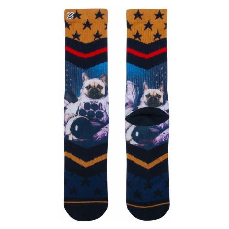 XPOOOS pánské ponožky 60200 - Vícebarevné