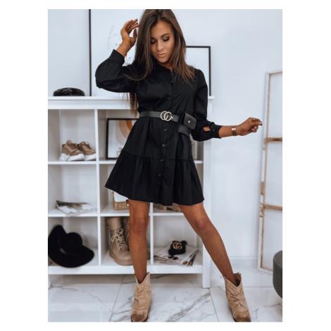 LETISHA dress black EY1471 DStreet