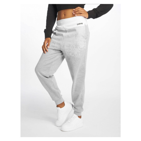 Tepláky Dangerous DNGRS / Sweat Pant Fawn in grey