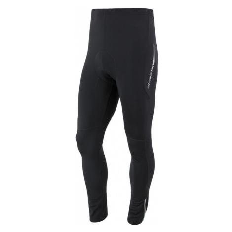 CYKLO RACE ZERO Pánské zateplené cyklo kalhoty 17200101 černá Sensor
