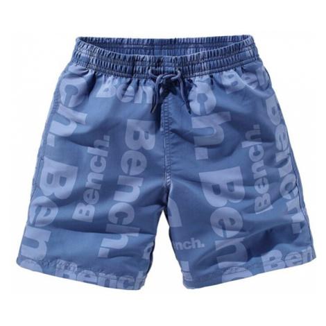 BENCH Plavecké šortky marine modrá