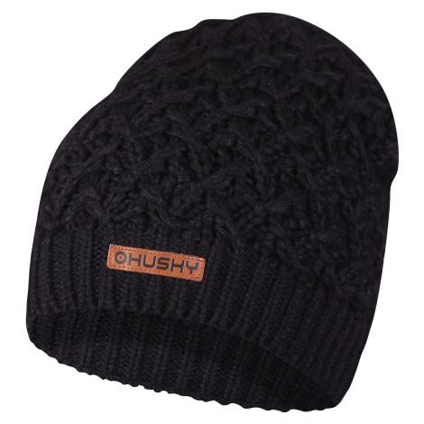 Husky Cap 33, černá Dámská čepice